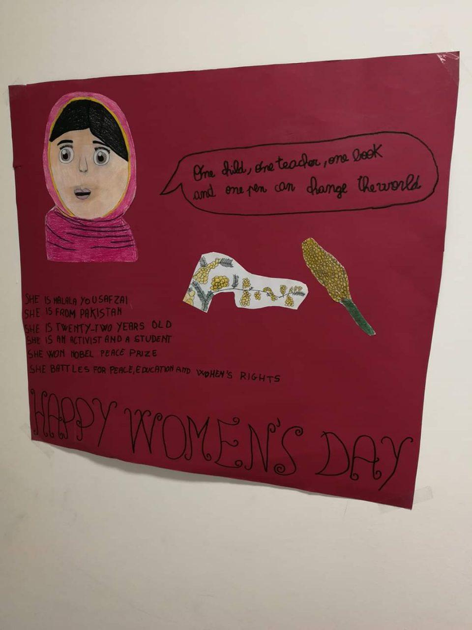 women's day in quarta e quinta