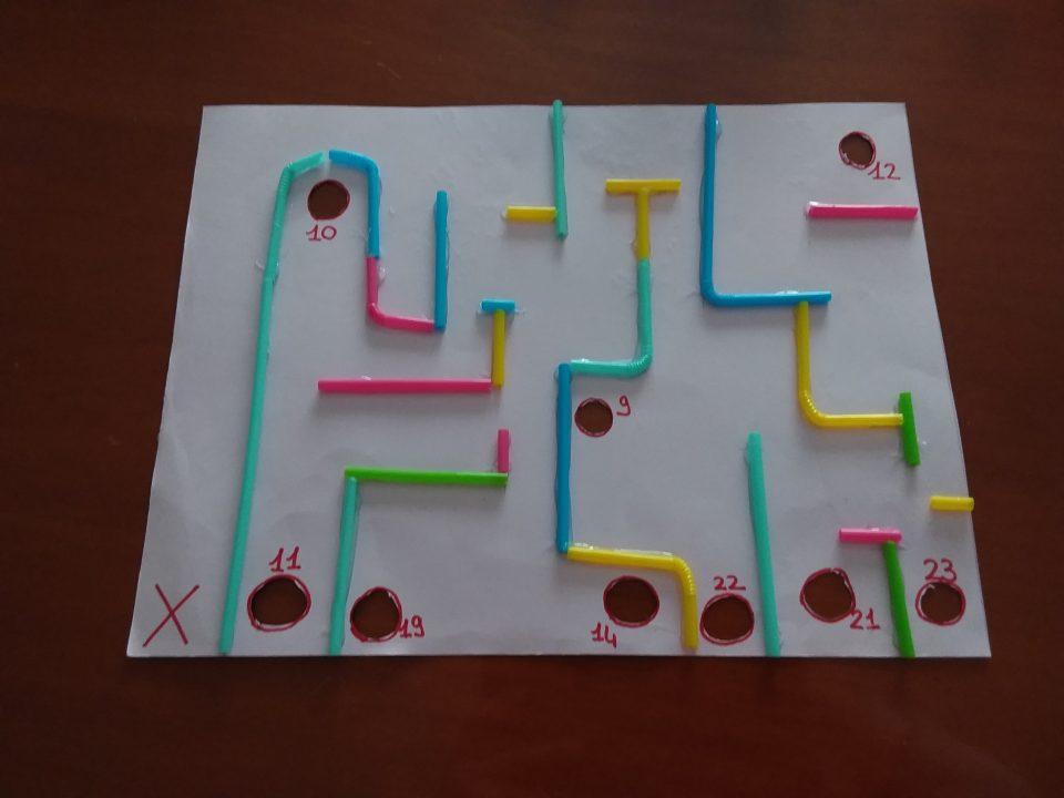 Il labirinto dei numeri